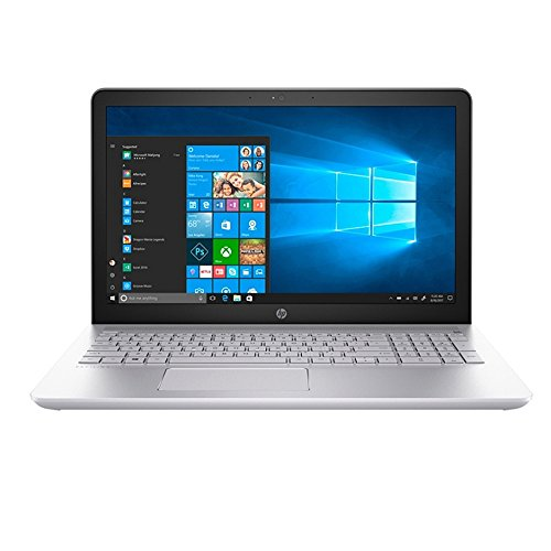 2017 HP Pavilion Business Flagship Laptop PC 15.6″ Full HD IPS WLED-backlit Display Intel i7-7500U Processor 12GB DDR4 Memory 1TB HDD Backlit-Keyboard Bluetooth Webcam B&O Audio Windows 10-Gray