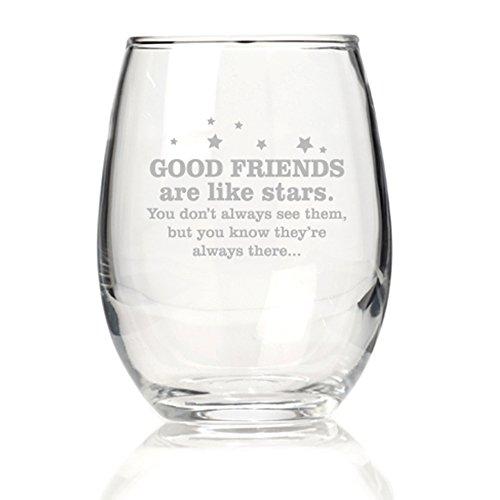 good friends are like stars - 9
