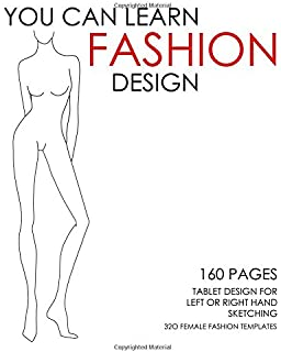 Female fashion figure templates front and back female fashion you can learn fashion design 320 female fashion templates 160 pages tablet designed maxwellsz