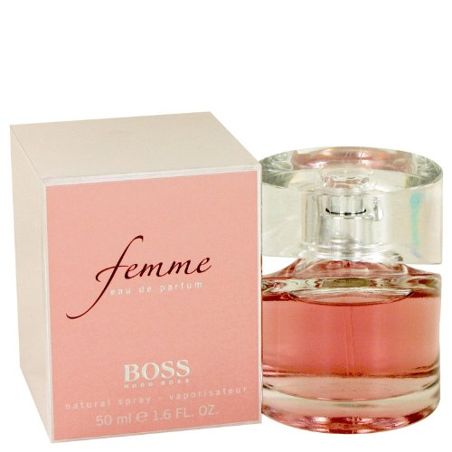 Hugð Böss Fėmme Pèrfume For Women 1.7 oz Eau De Parfum Spray + FREE Shower Gel Boss Femme Shower Gel