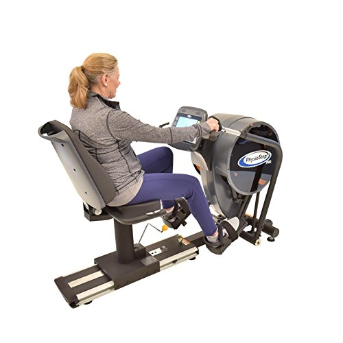 affordable HCI Fitness PhysioStep Pro Recumbent Stepper Cross Trainer