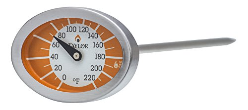 Taylor Grill Analog Instant Read Thermometer