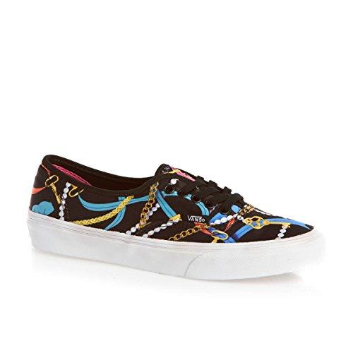 Scarpe Da Ginnastica Unisex Sneakers Unisex Nere Bianche