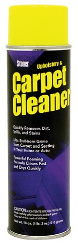 Stoner 91144-12PK Upholstery and Carpet Cleaner - 18 oz, (Pack of 12)