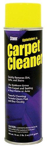 Stoner 91144-12PK Upholstery and Carpet Cleaner - 18 oz., (Pack of (Stoner Carpet)