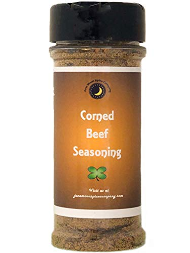 Premium | CORNED BEEF Seasoning | Crafted in Small Batches with Farm Fresh Herbs for Premium Flavor and Zest