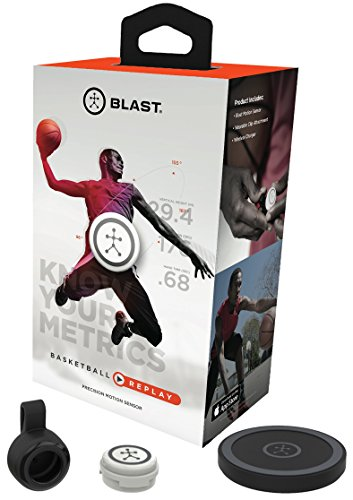 Blast Basketball Jump Shot, Layup and Dunk Analyzer