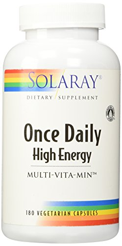 ONCE DAILY ENERGY MULTI capsules