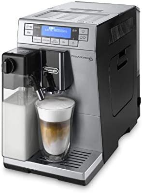 DeLonghi PrimaDonna XS Deluxe - Cafetera Superautomática con 15 ...