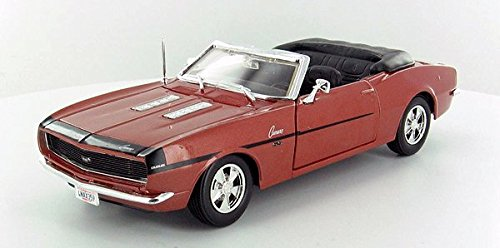 B2B Replicas MAI31257MBZ MAISTO - 1968 Chevrolet Camaro SS 396 convertible