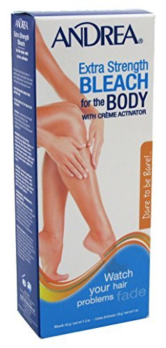 Andrea Creme Bleach X-Strength For Body by Andrea