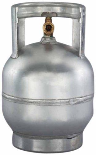 - Worthington 299889 10-Pound Aluminum Propane Cylinder With Type 1 With Overflow Prevention Device Valve