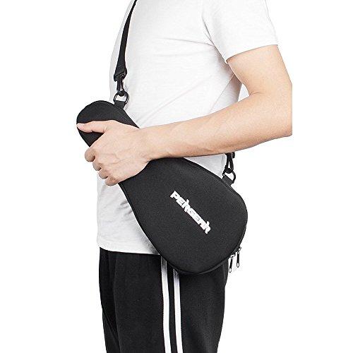 Pergear Gimbal Case Carrying Bag Durable Storage Bag for DJI OSMO Mobile,DJI OSMO Mobile 2,Zhiyun Smooth Q,Zhiyun Smooth 4,Feiyu Vimble,Feiyu Vimble 2,Feiyu G6,Feiyu G5,MOZA Mini-Mi