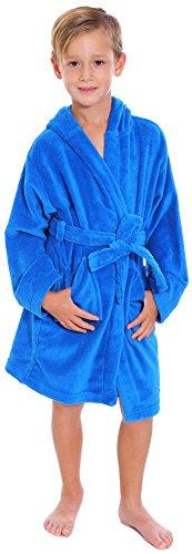 Simplicity Childrens Hooded Velvet Pockets