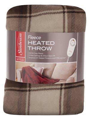 50x50 Fleece Heat Throw