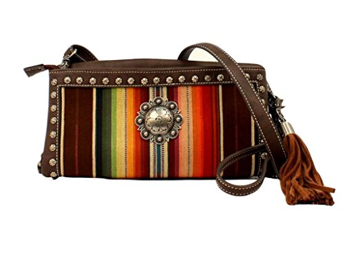 Multi Handbag Blazin N7513497 Womens Western Roxx Crossbody Josie qggwBUYnW