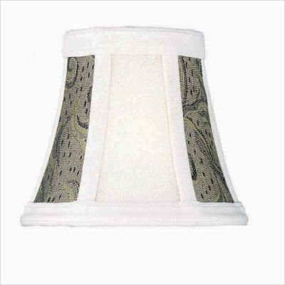 Lite Source CH575-5 Lamp Shade and Two Tone, 5