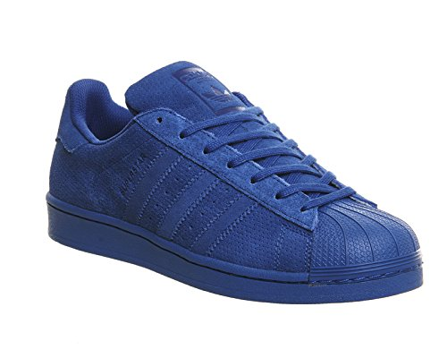 Superstar Foundation Blue Mono Originals Men's adidas Trainers Eqt 7v1xqx
