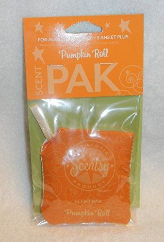 Scentsy Scent Pak Pumpkin Roll by Scentsy