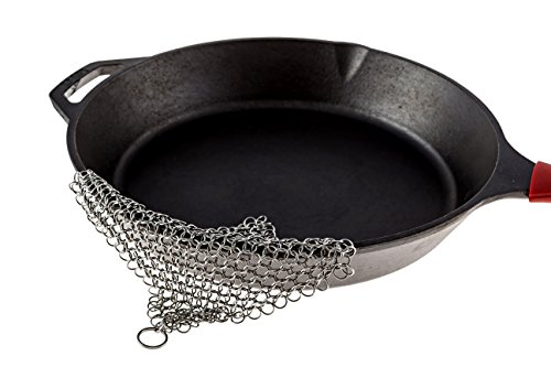metal dish scrubber - 8