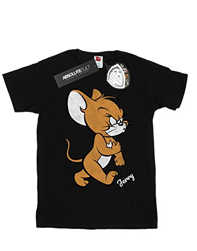 shirt And Cult Noir Mouse T Angry Jerry Garçon Absolute Tom FU8OwqHwA