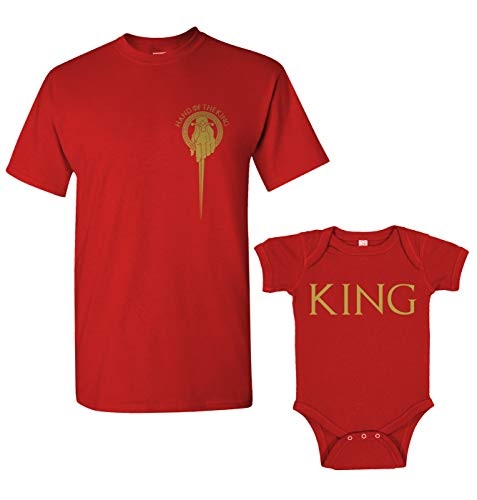 Hand of The King Men's T-Shirt & King