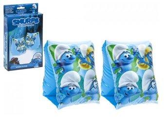 Puffi, braccioli gonfiabili per bambini, da nuoto, per età 3–6anni