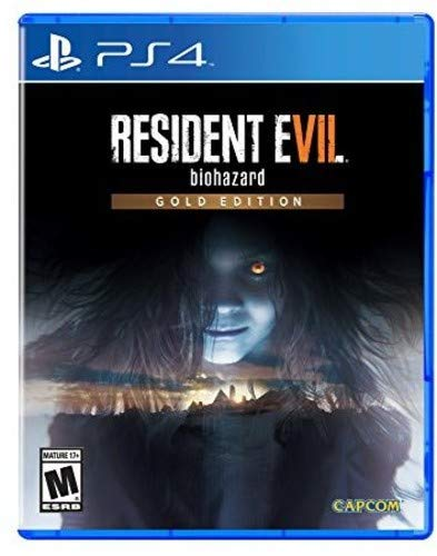 - Resident Evil 7 Biohazard Gold Edition - PlayStation 4