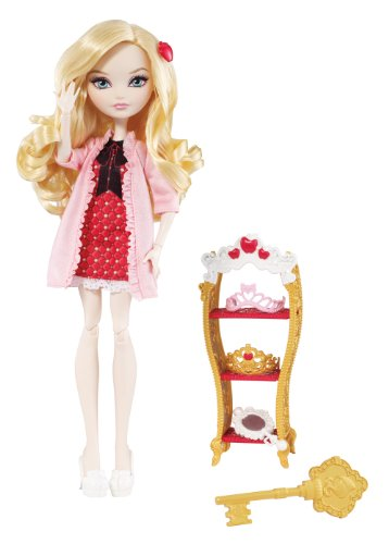 Ever After High Getting Fairest Apple White Doll (Ever After High Doll Apple White)