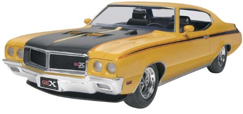 854030 1/24 '70 Buick GSX 24 Kids Plastic Car