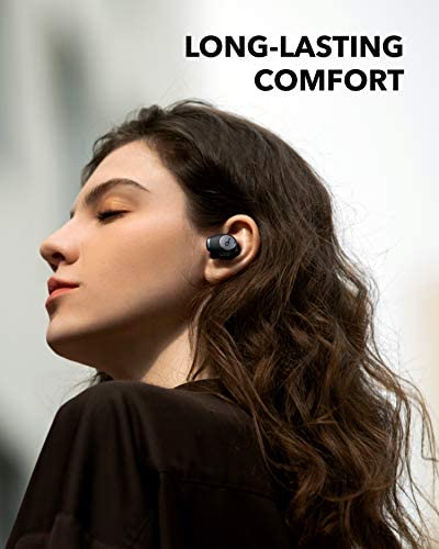 Soundcore by means of Anker Life A2 NC Multi-Mode Noise Cancelling Wireless Earbuds, ANC Bluetooth Earbuds with 6-Mic Clear Calls, 35-Hr Playtime, and Deep Bass, Fast Charging, Transparency, and App