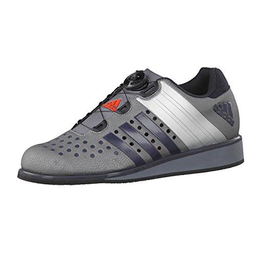 adidas Chaussure d'haltérophilie Drehkraft Unisexe, Gris, 48 2/3