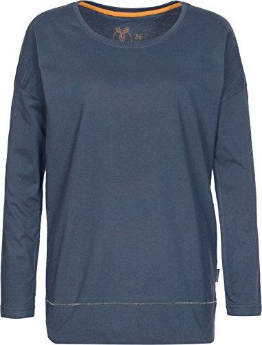 Elkline Frischluft W Camiseta de manga larga Azul