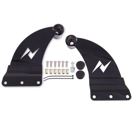 08 gmc sierra light bar brackets - 7