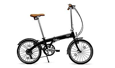 MINI Folding Bike in Black