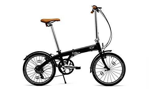 (MINI Folding Bike in Black)