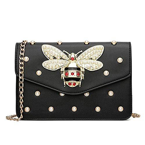05de9bacc962 Designer Crossbody Bag for Womens Messenger Bags Bee Purse Handbag ...