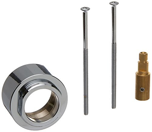 Kingston Brass KBRP3631EXT 1 Extension Rod, 2 Extension Screws and 1 Cap, 3-11/16-Inch, Polished Chrome by Kingston Brass