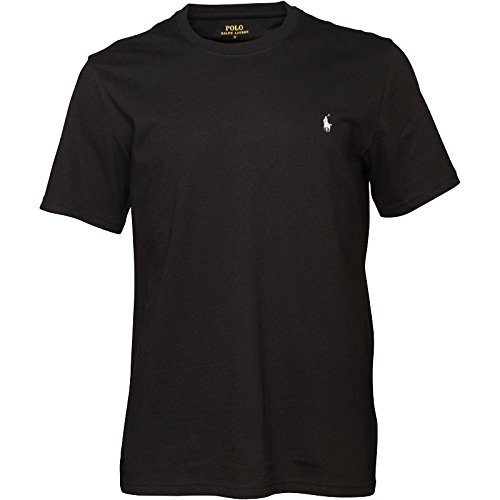 Polo Ralph Lauren Mens Crew Neck T Shirt  Medium  Rl Black