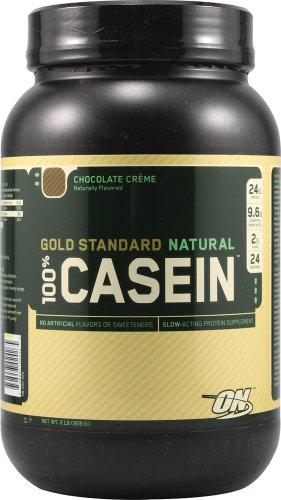 Optimum Nutrition 100 Casein Natural Gold