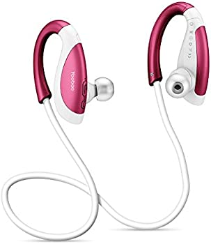 Yoobao Noise Cancelling Wireless Bluetooth Headphones (Red)
