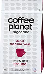 Coffee Planet Ground Decaffeinated Traditional - 250g