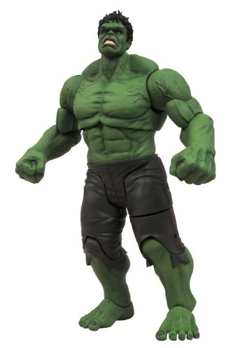 Diamond Select Toys Marvel Select: Avengers Movie Hulk Action Figure