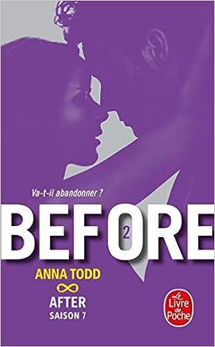 After Saison 7 Before 2 2 Amazon Ca Anna Todd Books