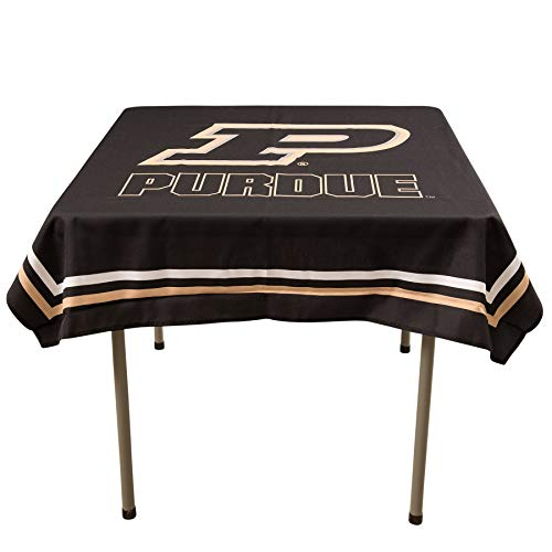 College Flags and Banners Co. Purdue Boilermakers Logo Tablecloth or Table -