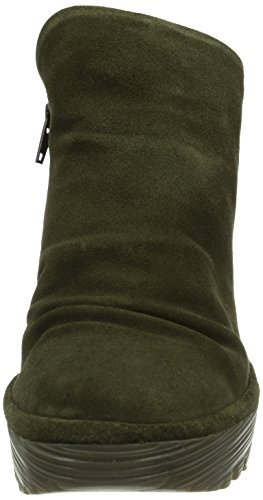 Fly Women's Boot Oiled Sludge Yip London 5rtq7Hw5x