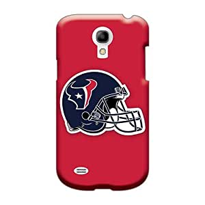 Samsung Galaxy S4 Mini WCf16093Icxj Customized Lifelike Houston Texans 2 Pattern Excellent Cell-phone Hard Covers -KimberleyBoyes