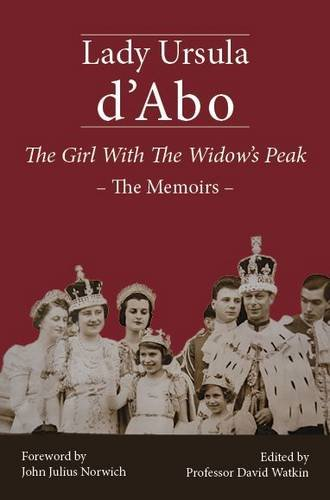 Download The Girl with the Widow's Peak: The Memoirs pdf