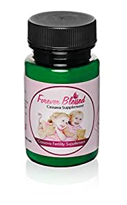 2 Month Supply Organic Cassava Root - Fertility Supplement for Twins - Certified Strongest Product on the Market (Vitamin for a.