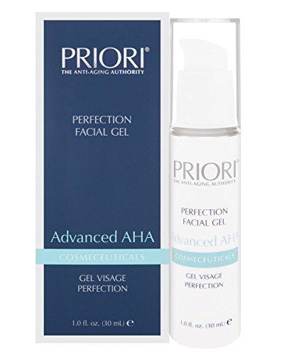 Priori Advanced Aha Perfection Facial Gel, 1 Fluid Ounce